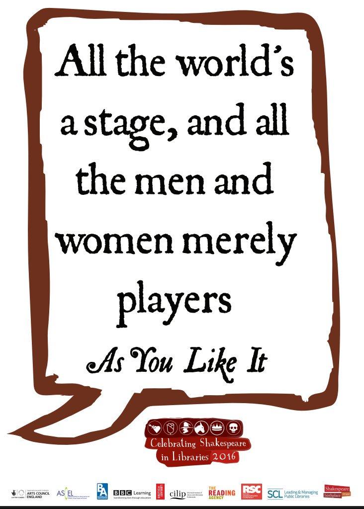 #Shakespeare400 #Shakespeare16 https://t.co/aey63UNNfw