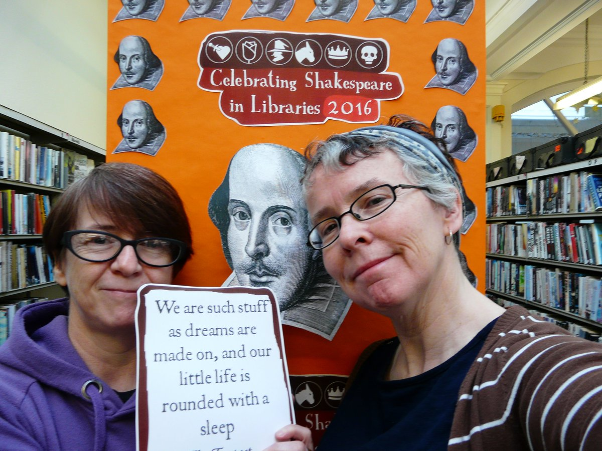 Thanks to all who joined in #OurShakespeare #Shakespeare16 @LibraryofBham https://t.co/SVmtTaJmVE