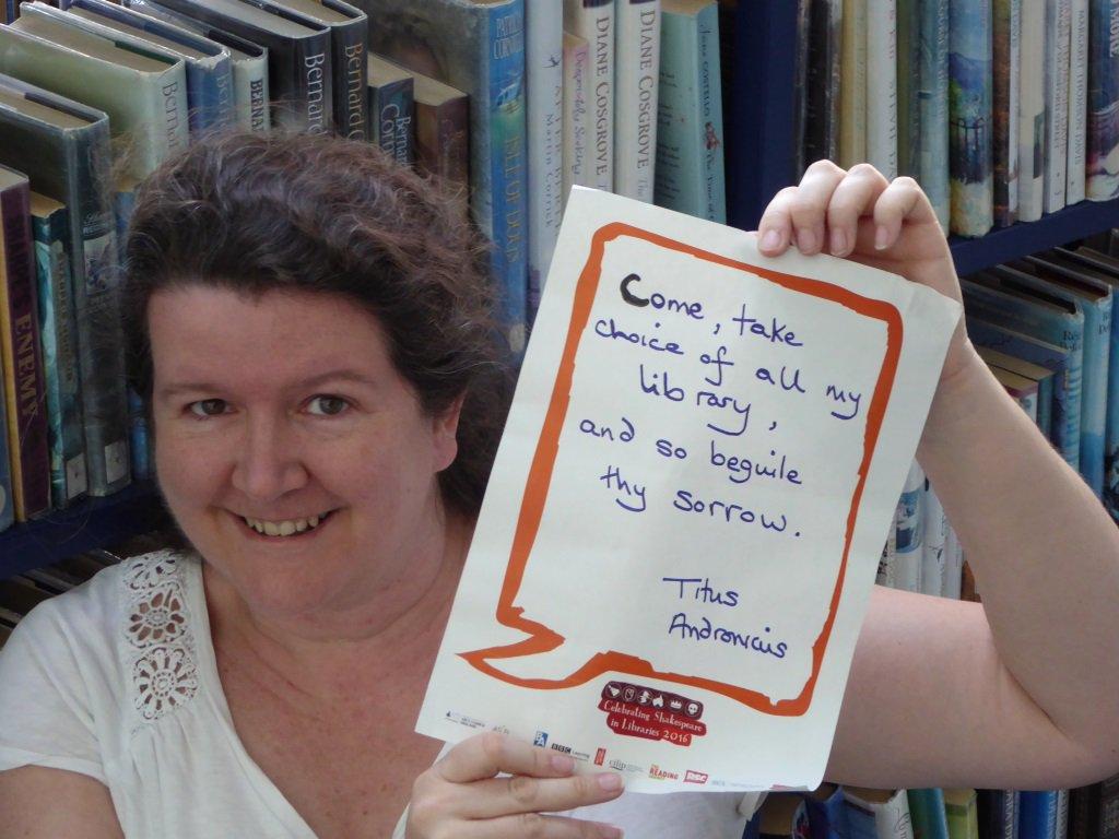Among the books in Guille-Alles library #Shakespeare16 https://t.co/wgk0m6MdZI