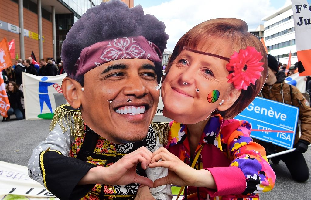 Even the Germans hate Obama