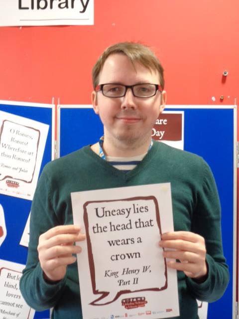King Henry IV, Part II. #shakespeare16 https://t.co/PNYlYizQs2