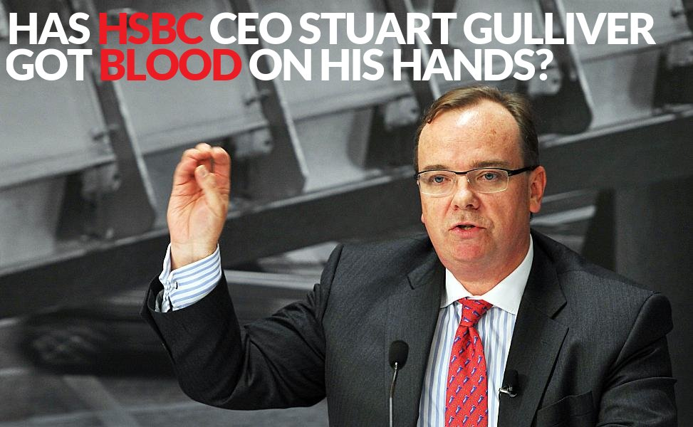 HSBC and murders in Colombia