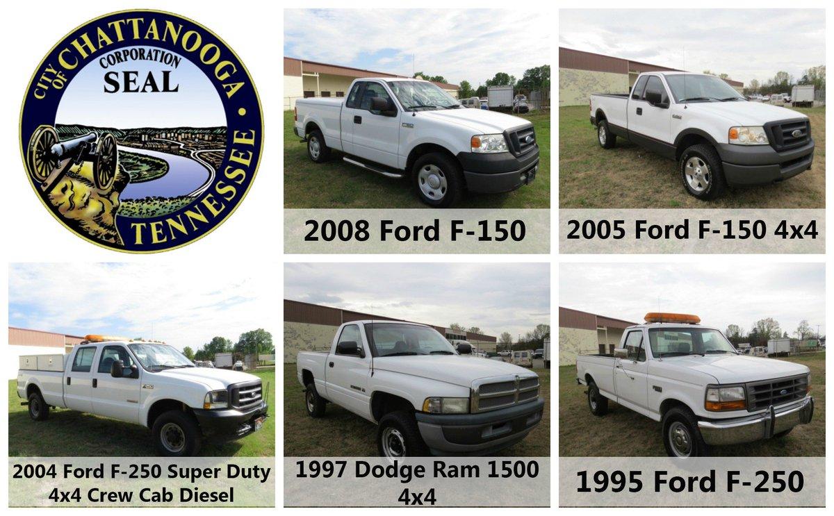 Work Trucks Auction