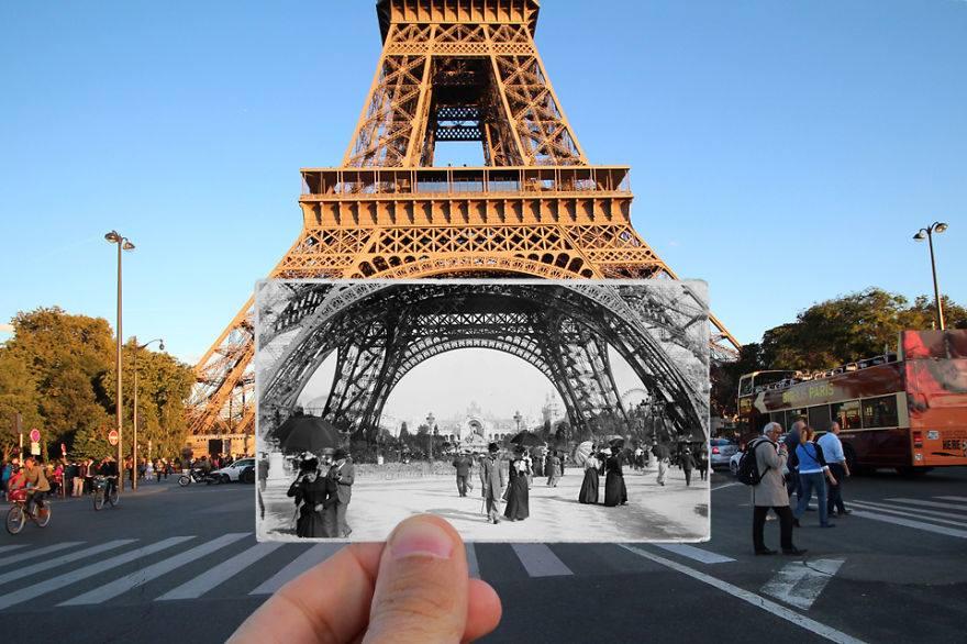 Foto Travel Parigi Francia