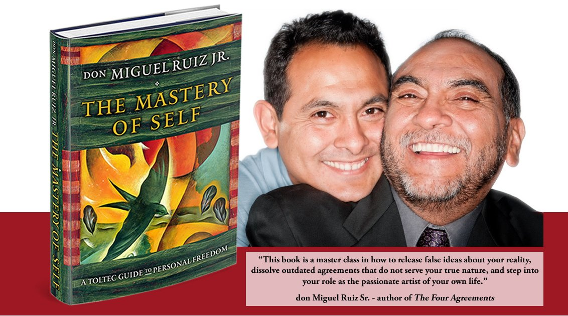 Don Miguel Ruiz On Twitter New Release By Dmiguelruizjr Check