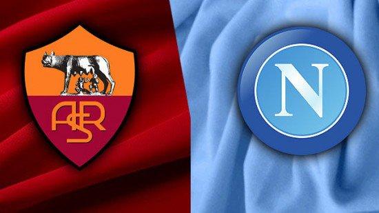 Dove vedere Napoli Roma Streaming Video Diretta Live