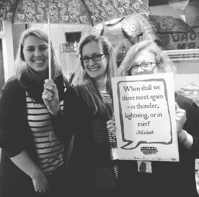 Looking for a rainy day activity? Visit @BrentMusArch! #shakespeare16 #Shakespeare400 https://t.co/lLpuJlmnRg