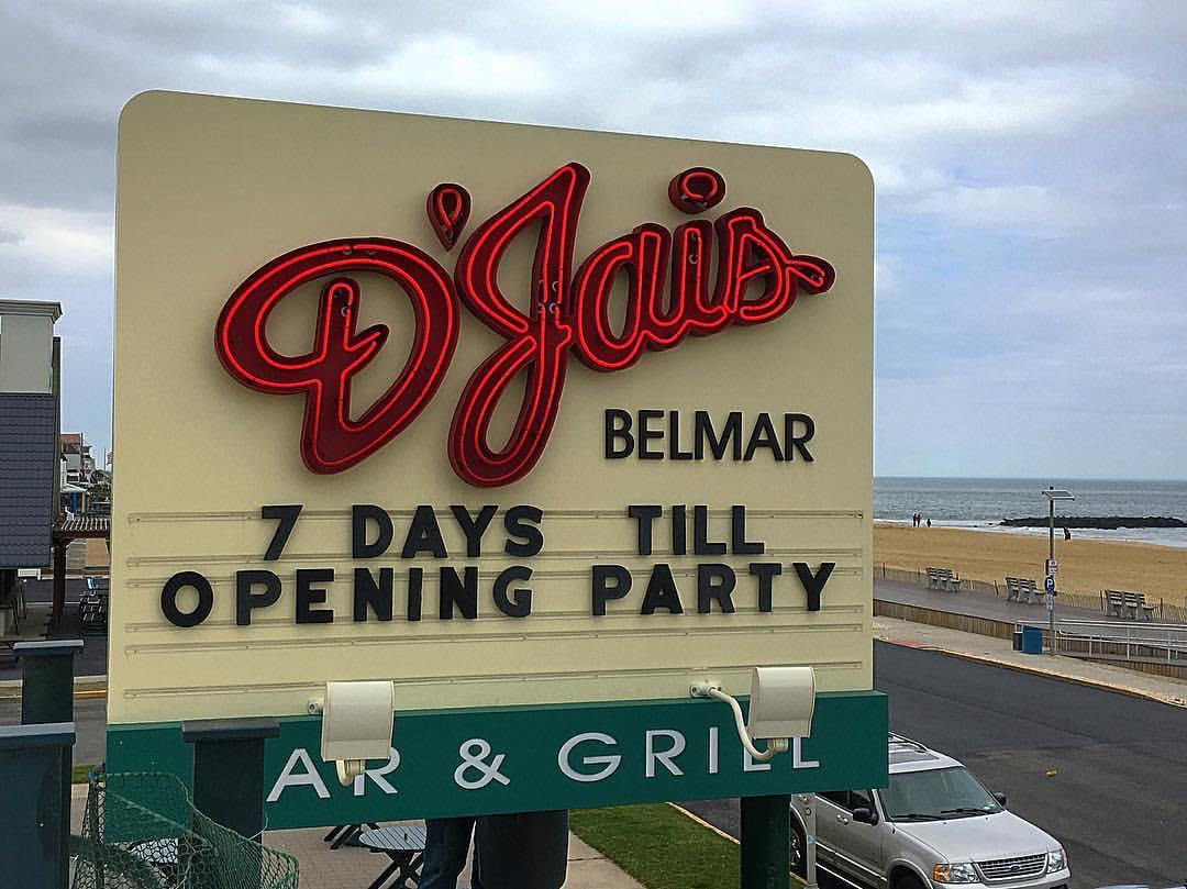 #DJais 7 Days! #SatNSun #Belmar #Summer2016 #MakeSummerGreatAgain https://t.co/KqHA4s5wFM