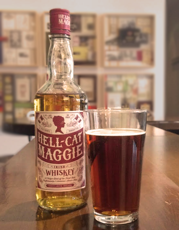 Maggie's the girl we want to spend every weekend with. #IrishWhiskey #WeekendRomance https://t.co/Zda9tp70ti
