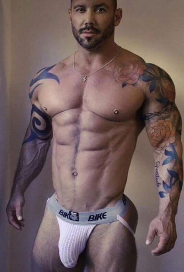 Gay porn bulge