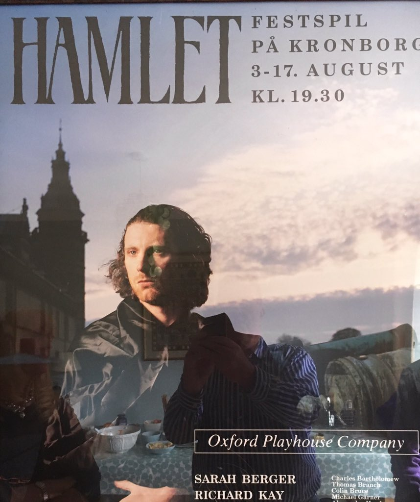 Nice to see my mate's name on this poster again today. Not seen it for a while. #Shakespeare16 https://t.co/MZNe2oHbAp