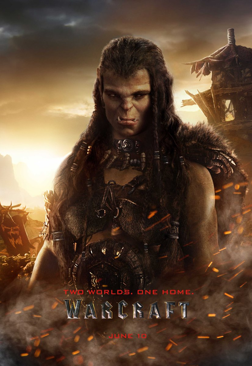 New Warcraft Movie Poster Revealed at PAX East - GameSpot