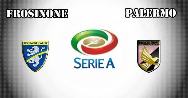 Streaming FROSINONE PALERMO Gratis Rojadirecta, guardare Diretta Calcio LIVE TV Oggi domenica 24 04 2016