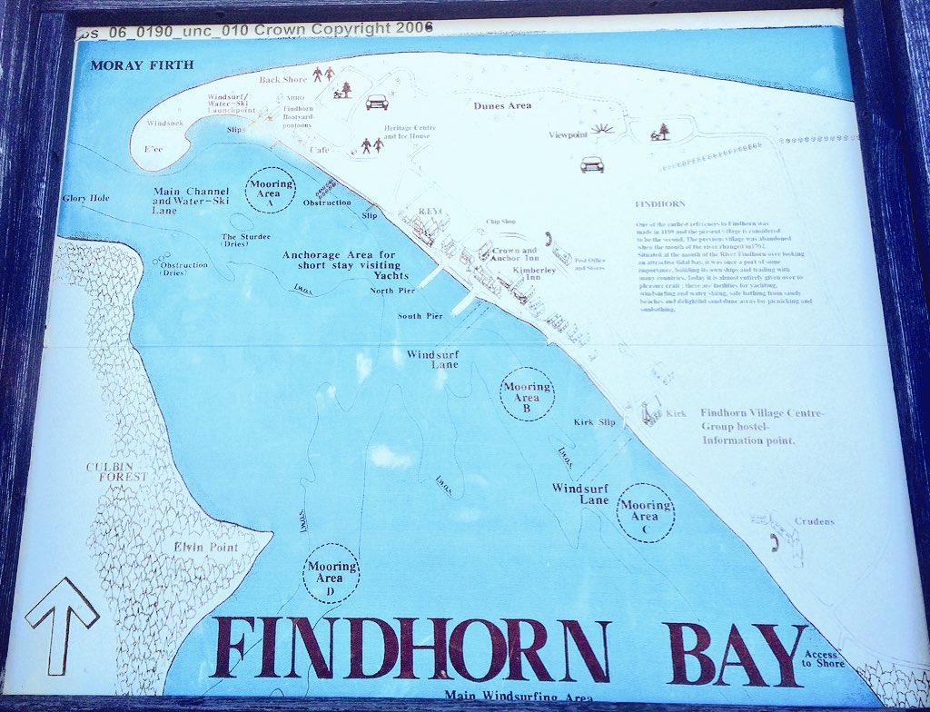 Findhorn Scotland Map.Zombiesazza On Twitter Findhorn Map
