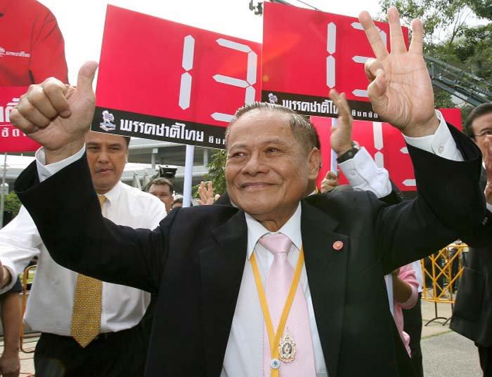 नेपाललाई परेको बेला खुलेरै सहयोग गर्ने थाइल्यान्डको पूर्वप्रधानमन्त्रीको मृत्यु