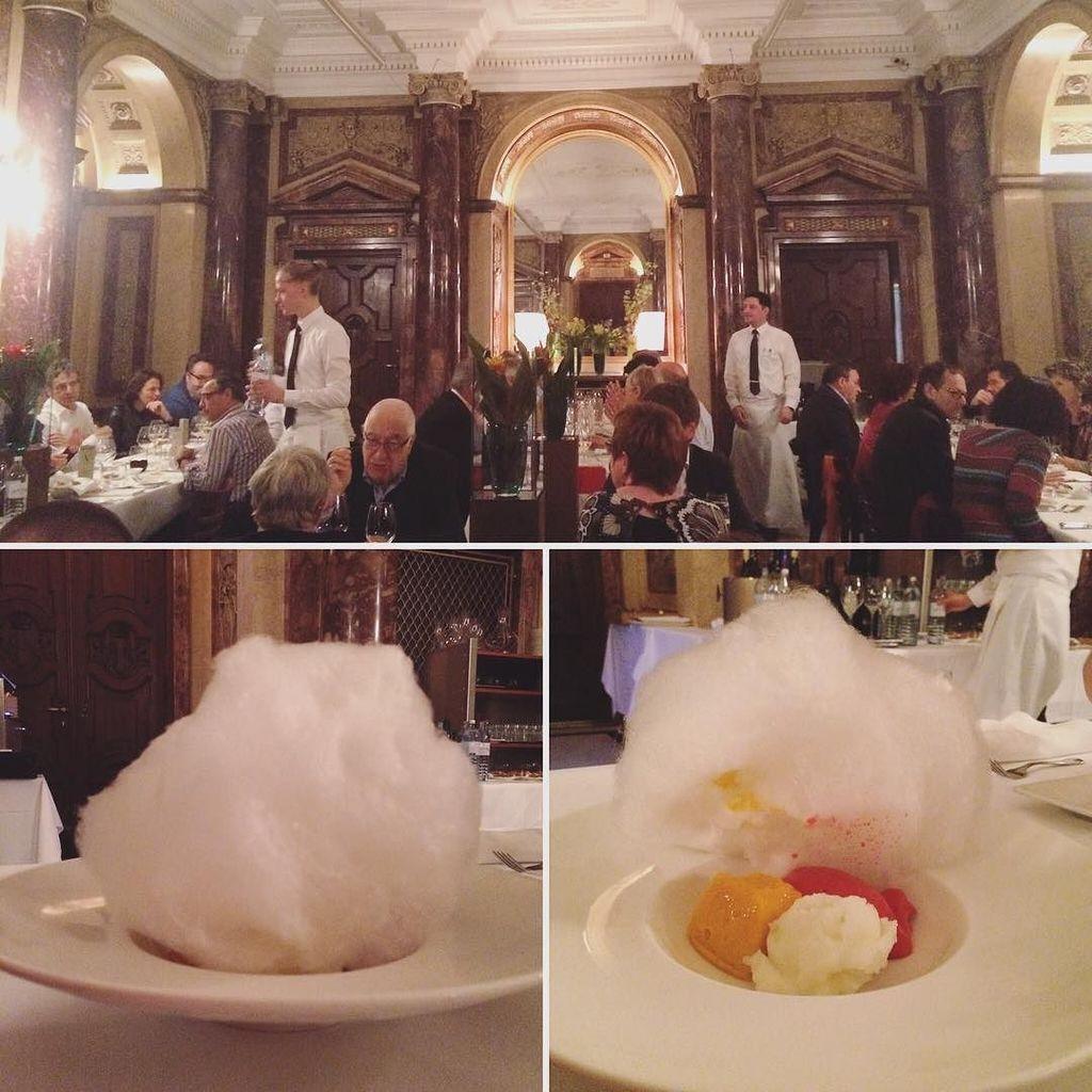 Yogi On Twitter About Last Night Vestibul Restaurant Wien