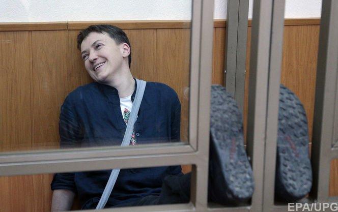 Российские силовики считали, что женщину им будет легче сломать, но Савченко оказалась железным человеком,  - Новиков - Цензор.НЕТ 1671