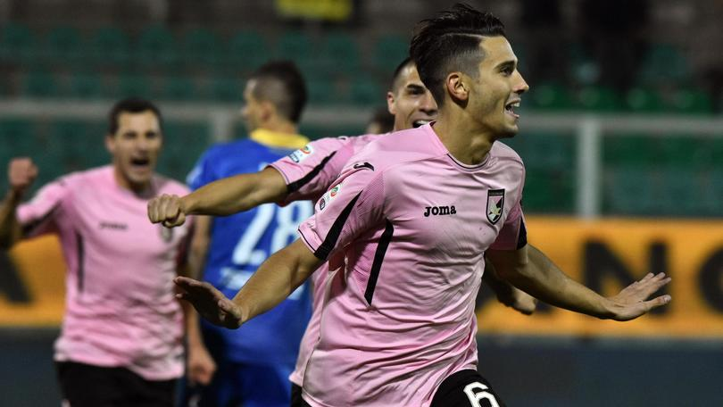 Video: Frosinone vs Palermo