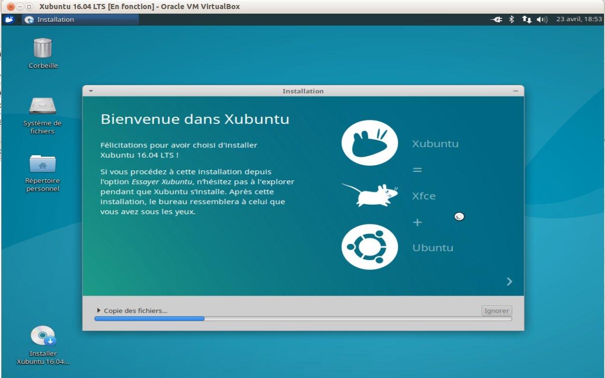 Xubuntu1604lts hashtag on twitter
