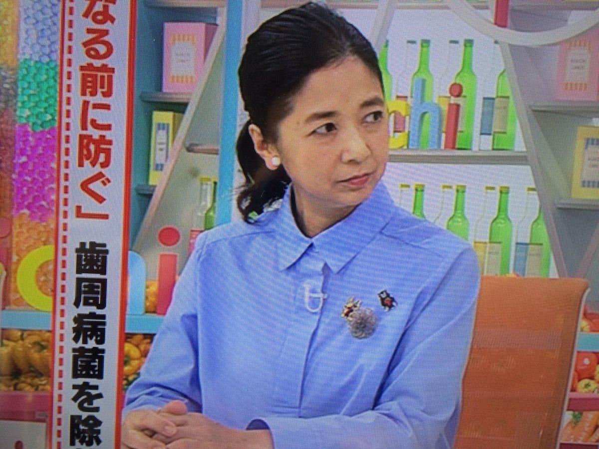 真剣な表情の宮崎美子