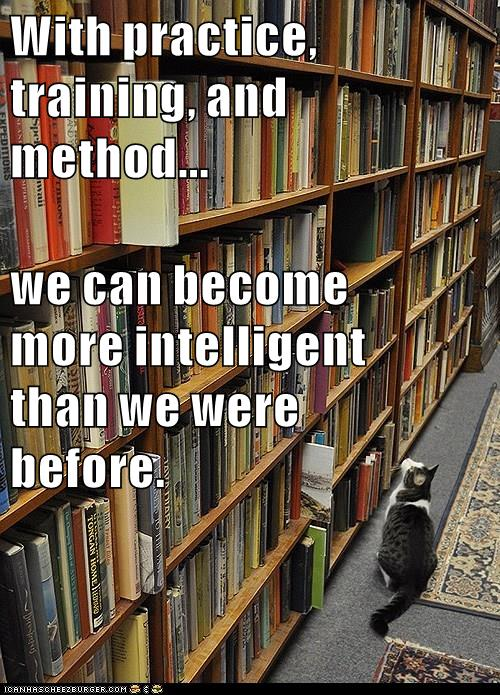 With practice, training & method we can become more intelligent. #growthmindset #MindsetPlay https://t.co/YmYv3IzqKx https://t.co/GUl7sGtpUM