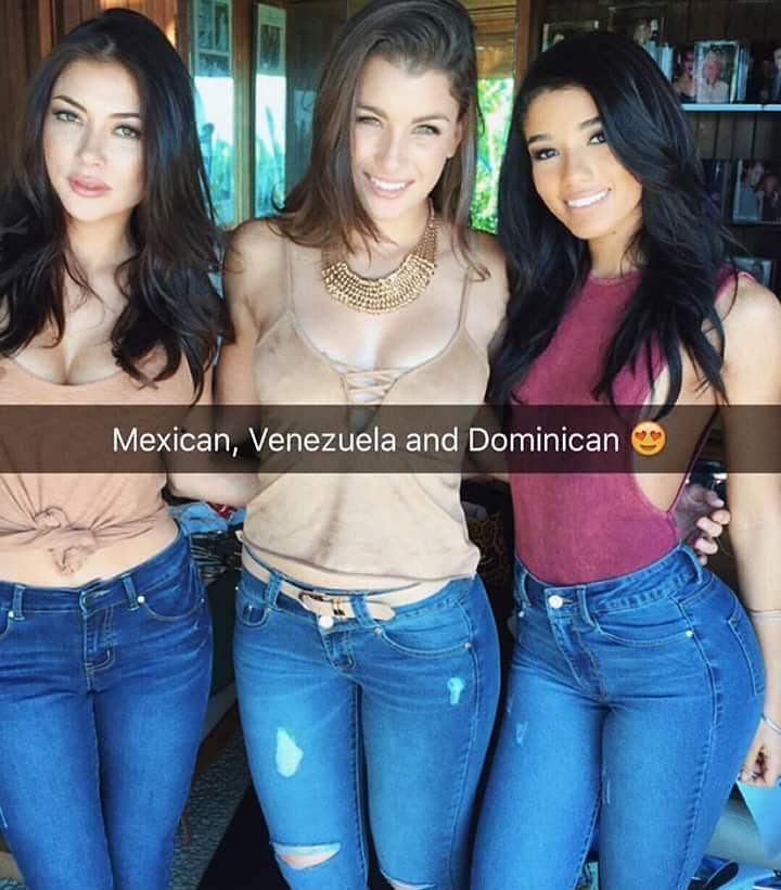 Dominican female models
