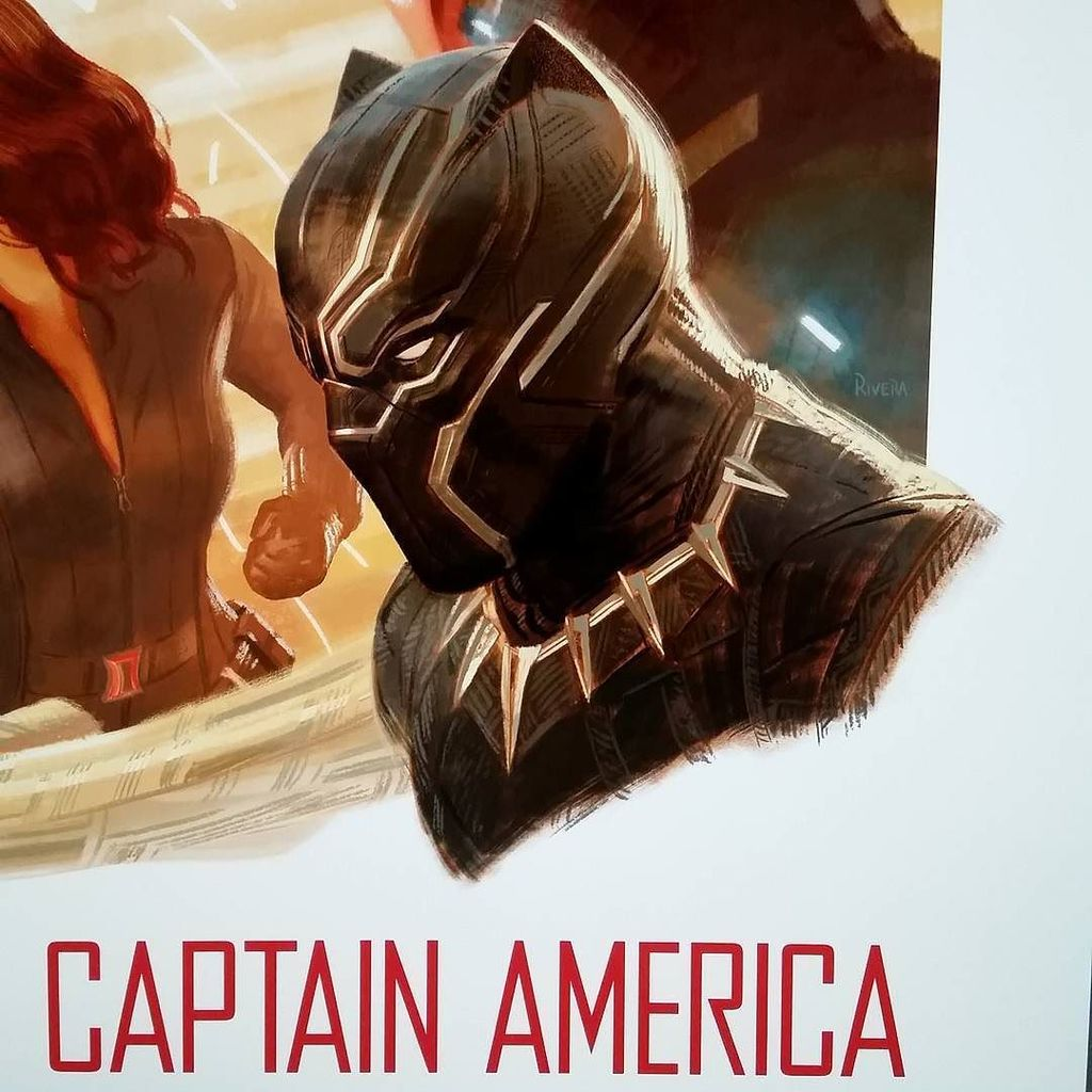 Sorry, folks! This print is just for the cast & crew. #captainamerica https://t.co/0XxA9FzH63