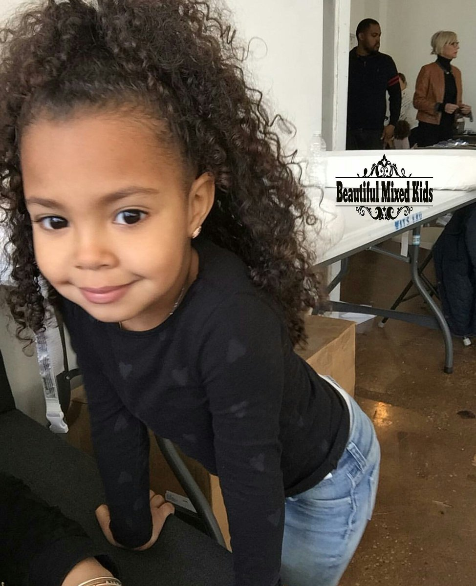 "BEAUTIFUL MIXED KIDS on Twitter: ""Chloé Monroe Guerrero ..."