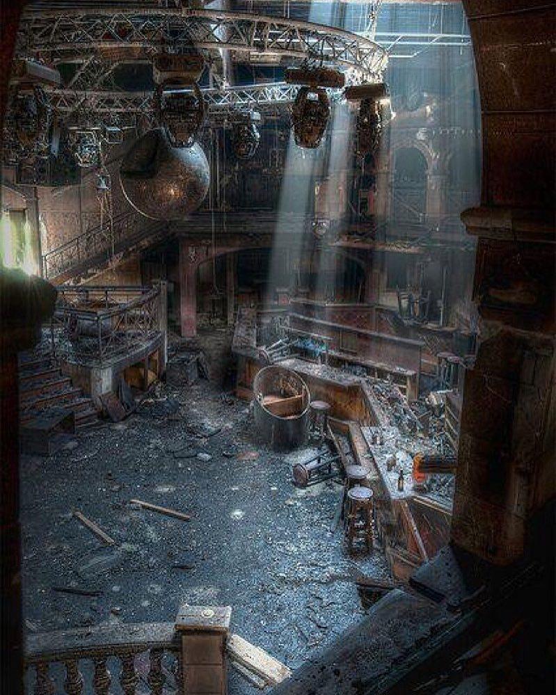 Abandoned Places Abandonedplaces Twitter,House Plans Under 400 Square Feet
