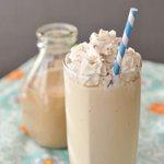 Image for the Tweet beginning: Caramel Milkshake