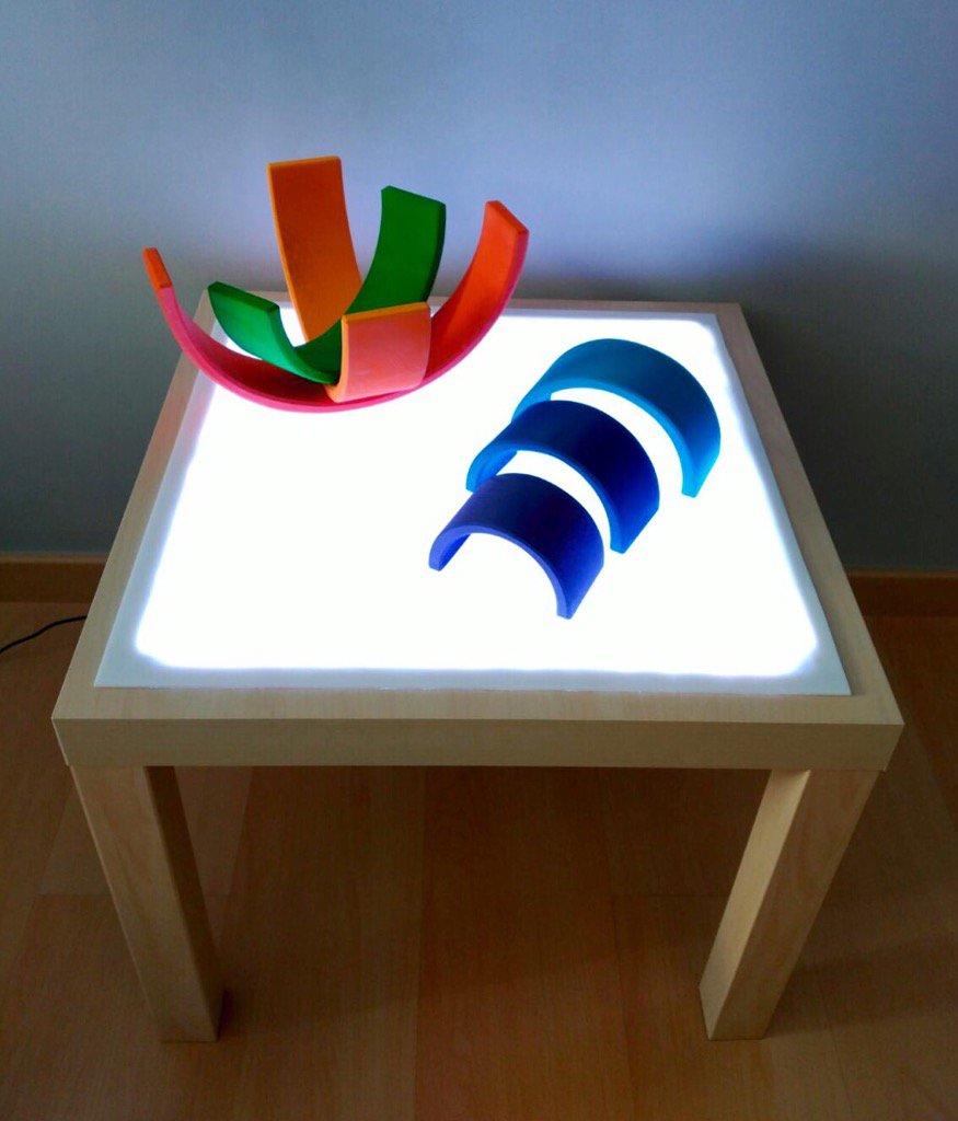 Juguetes Montessori Juegos De Luz Y Mesas DYH9WeE2I