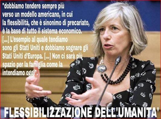 Precariato Italia Di Nuovo Infuriata Con Ministro Giannini Ecco