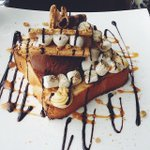 Image for the Tweet beginning: Smores French Toast