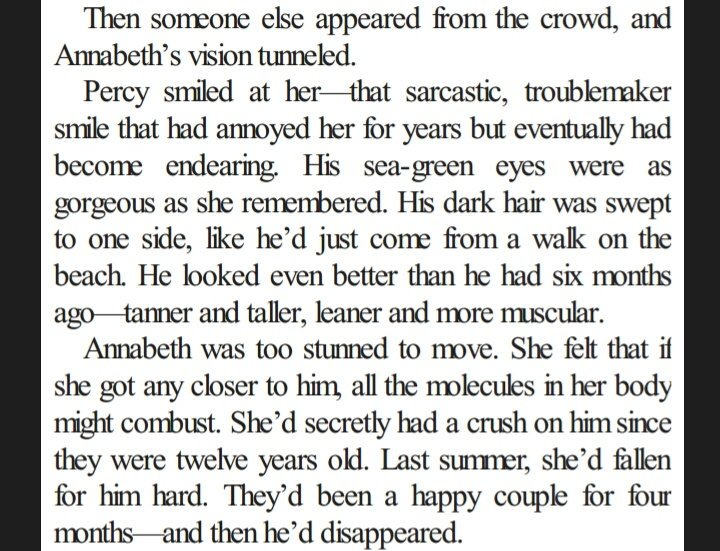 Image result for percabeth moments