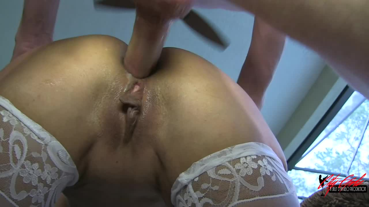 sally d angelo anal