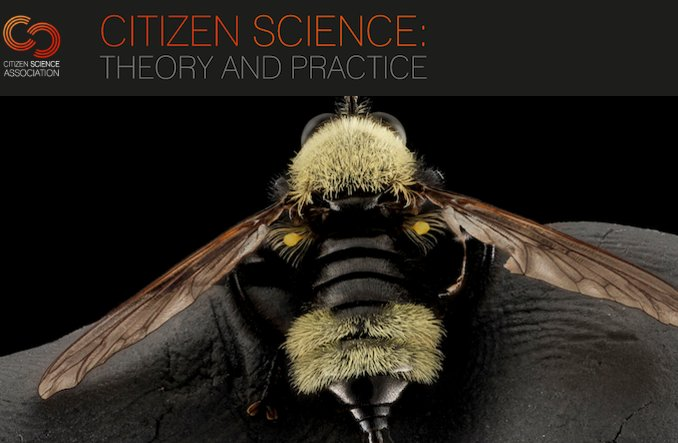 Coming soon: the 1st issue of the open-access, peer-reviewed #CitizenScience journal from @CitSciAssoc #citsci https://t.co/2kP3xFeCed