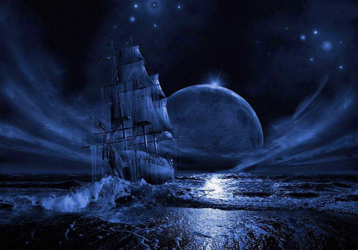 Kairi Sane Twitterren Naka Ecoyu0907 海 夜 船 壁紙と入力して