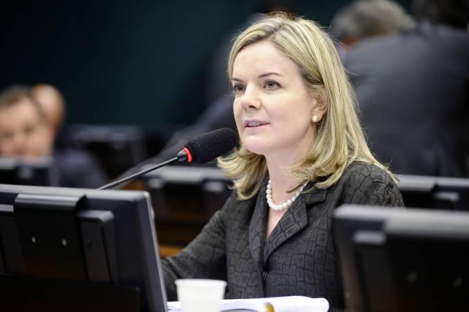 A senadora Gleisi Hoffmann, do #PT, é acusada de #corrupção passiva e lavagem de dinheiro pela Operação #LavaJato.