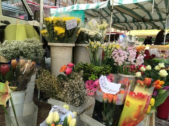 70enne regala mazzo di fiori, condannato per stalking