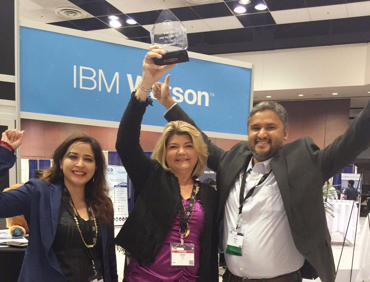 @Hexanika wins the @TiEcon 50 top #startup award!!! @yogpandit @HumaU https://t.co/22tiVXTATm