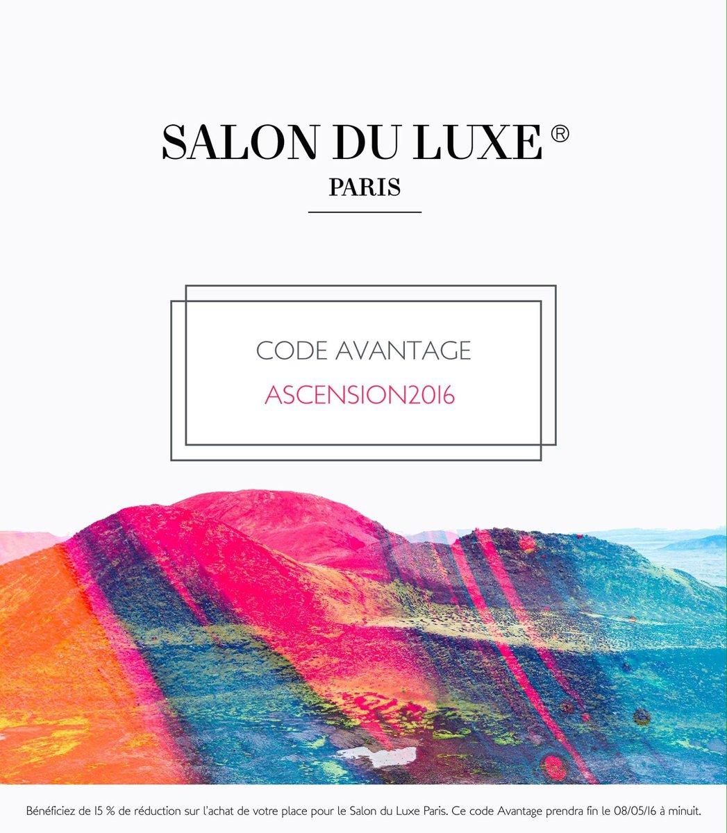 Salon du Luxe on Twitter: \
