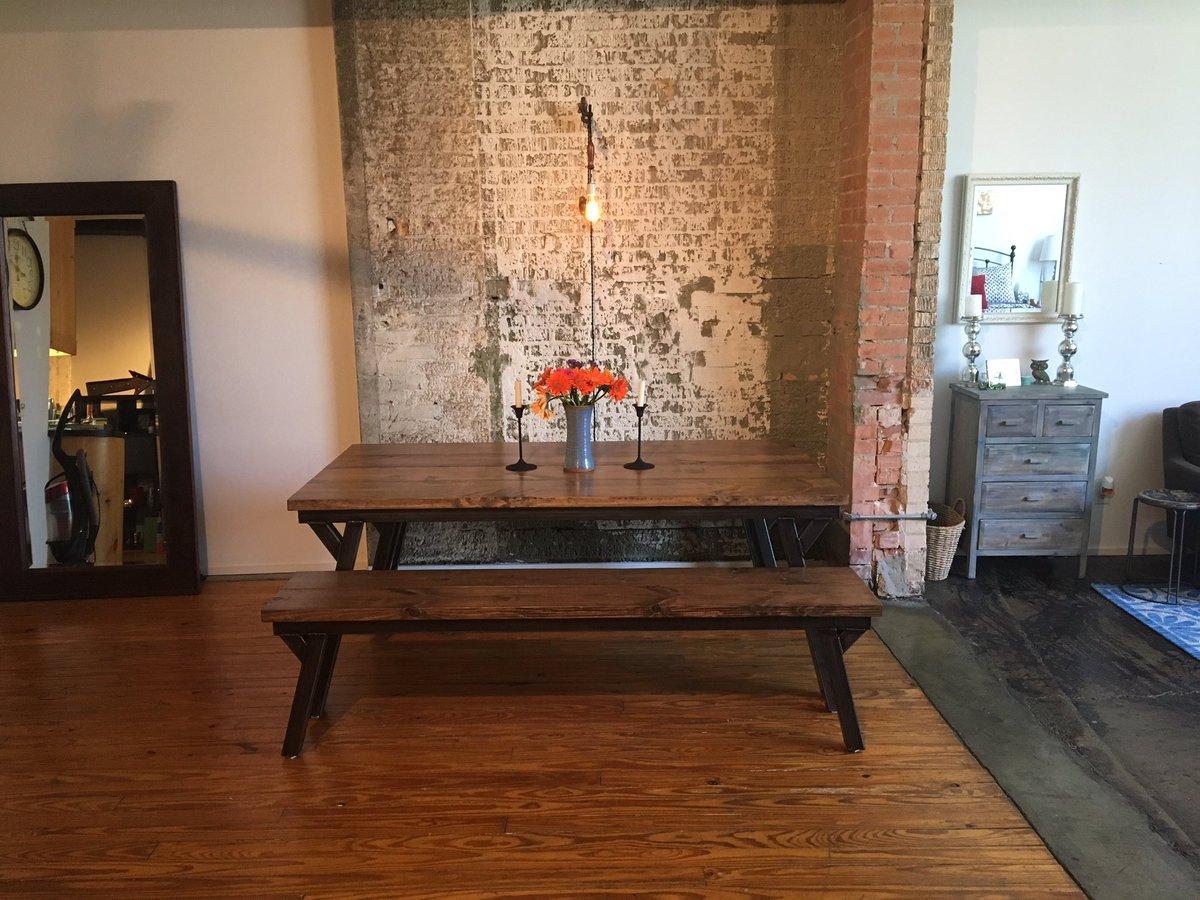 Genial Ross Rustic Tables Followed