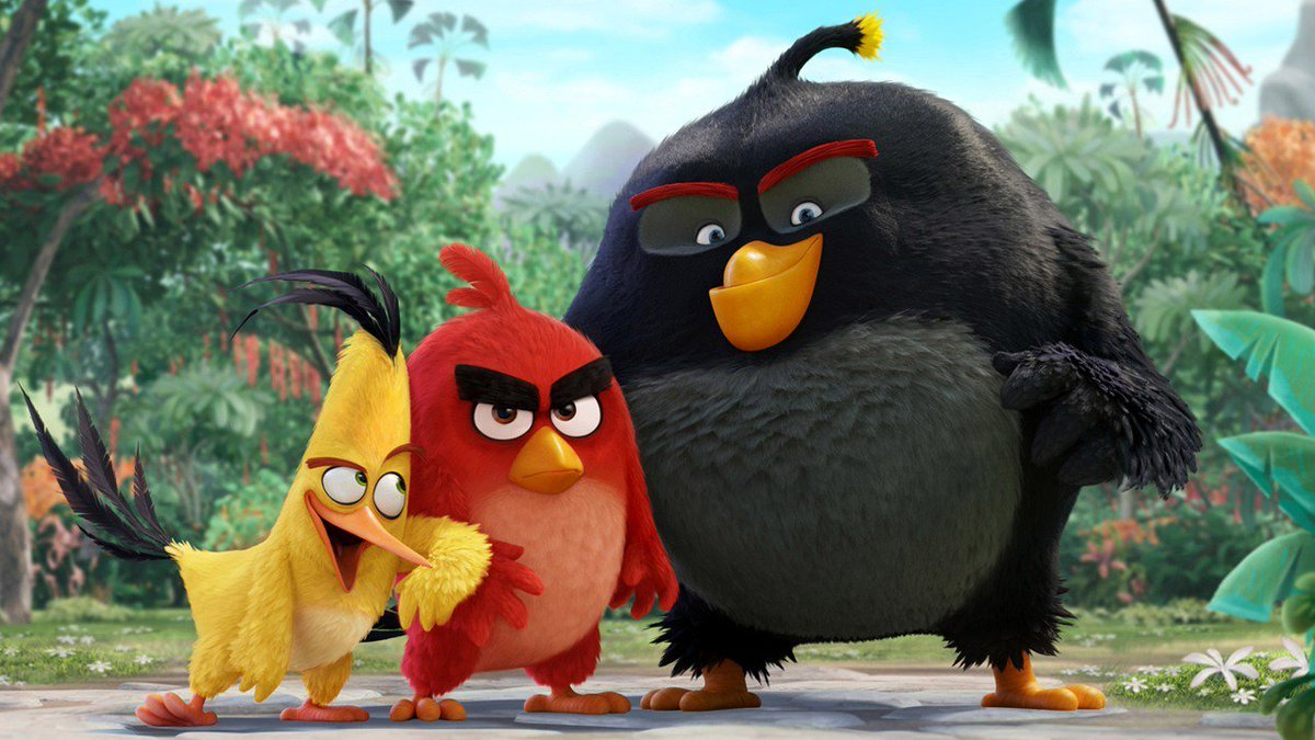Why so furious? My @IGN review of The Angry Birds Movie: https://t.co/3Z6vpWbCo0 https://t.co/ZxOzjMshIc
