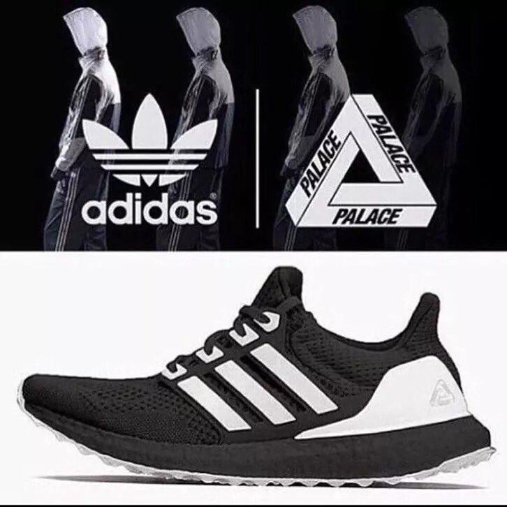Adidas Ultra Boost X Palace