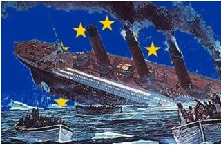 """Leave.EU auf Twitter: """"#EUref, our chance to get off the sinking EU ship.  Vote to #LeaveEU on June 23rd… """""""