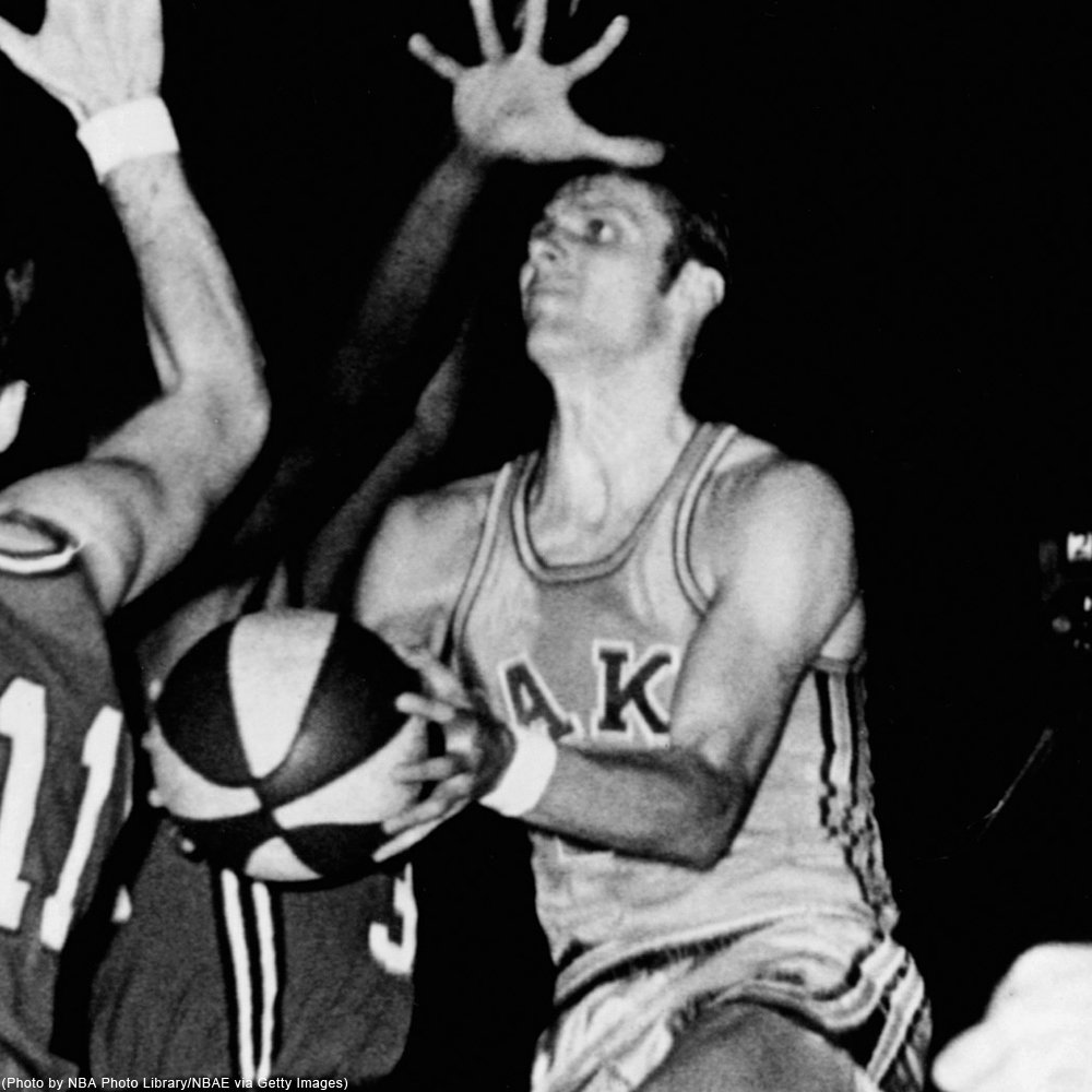 TODAY IN 1969: Rick Barry lead the Oakland Oaks to an ABA championship over the Indiana @Pacers.