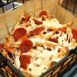 Image for the Tweet beginning: Pizza Fries
