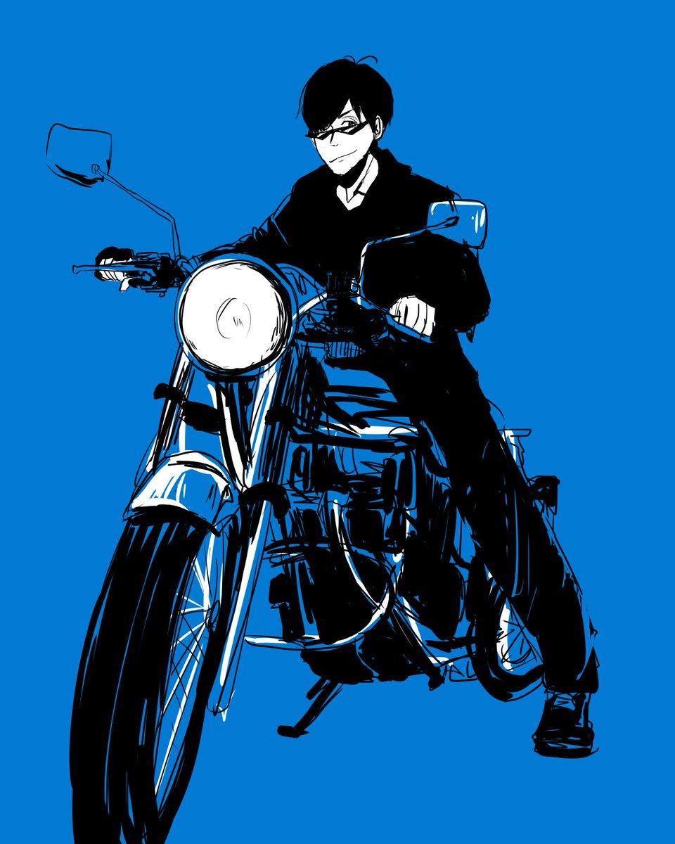 【次男】盗んだバイクで走り出した幼稚園児(カラ松)