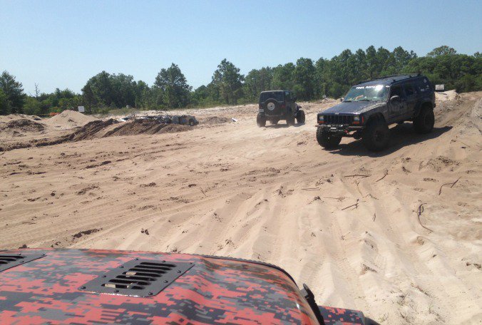 'Jeepin' 4 Justice' event benefits Pasco County Sheriff's K9 unit