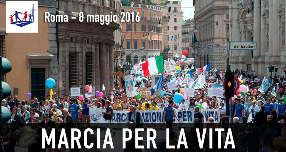 Best wishes to those in Rome marching for life today! #marciaperlavita @marciaperlavita https://t.co/bcrdB9VWV6